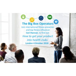 The Big Box Operators Workshop